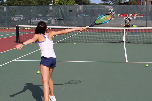 Five Steps to a Successful Two-Handed Tennis Backhand