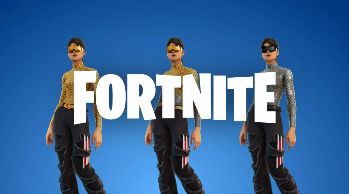 Fortnite x Balenciaga Skins and Cosmetics Revealed For Upcoming Collab