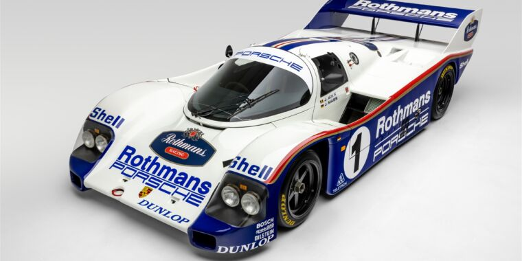 From modern ECUs to dual-clutch transmissions, this race car proved it all