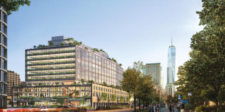 Google's spending $2.1 billion for even more New York City real estate