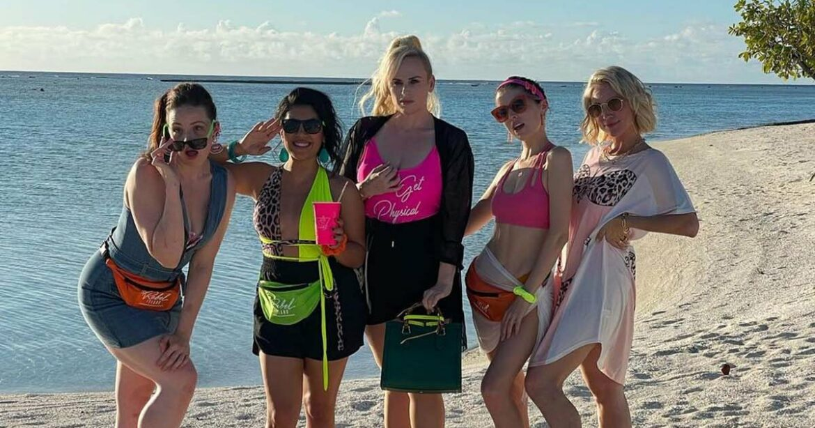Inside Rebel Wilson's Tahitian Birthday Bash With 'Pitch Perfect' Pals