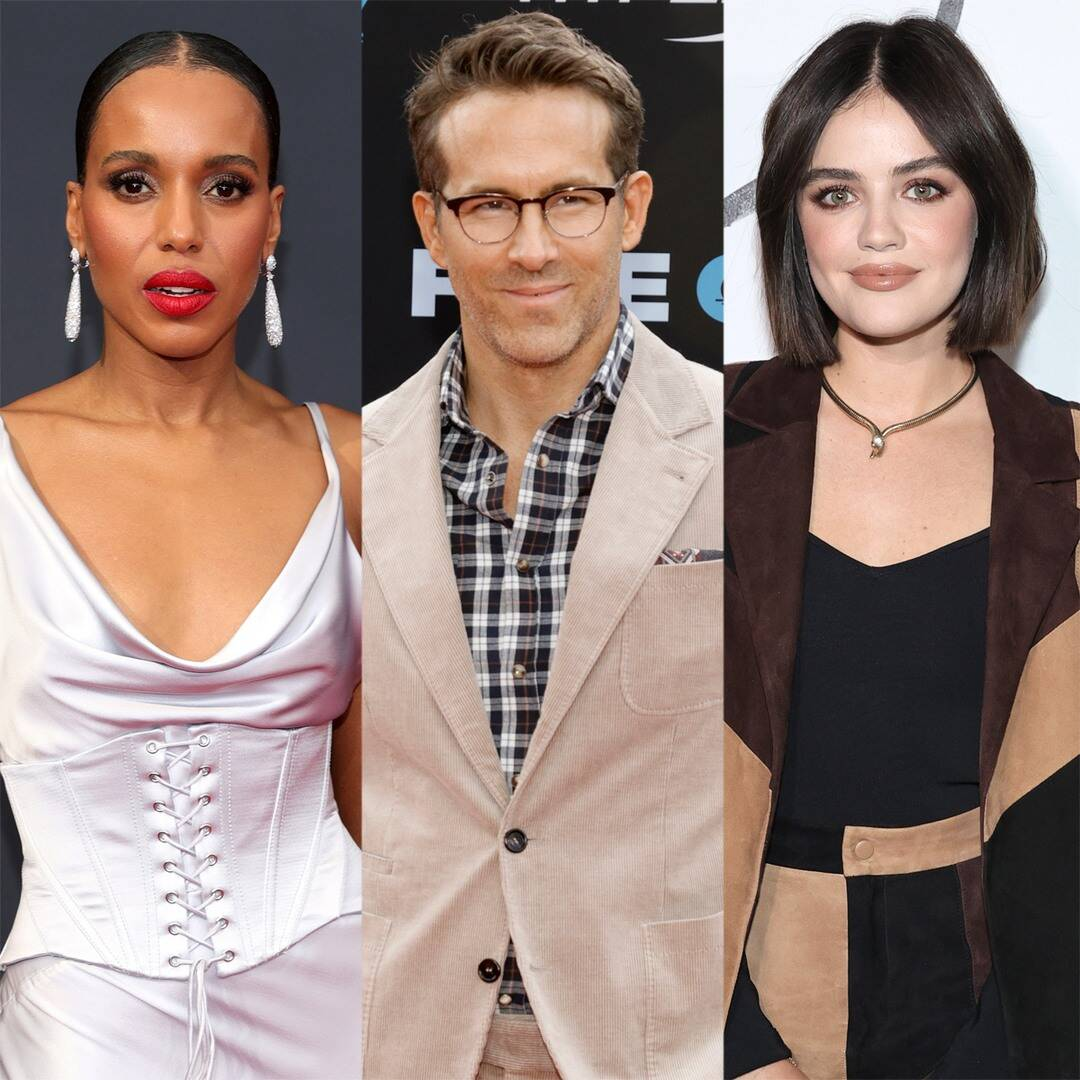 Kerry Washington, Ryan Reynolds and More Stars Speak Out to Support IATSE Ahead of Potential Strike