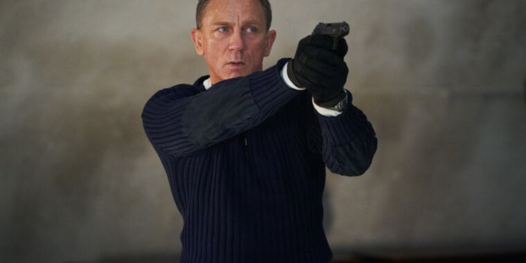 MGM releases last trailer for No Time to Die, Daniel Craig's final 007 film