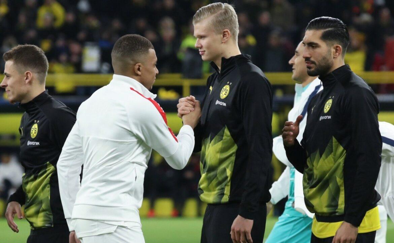 Mercado: el plan de Real Madrid para unir a Kylian Mbappé y Erling Haaland