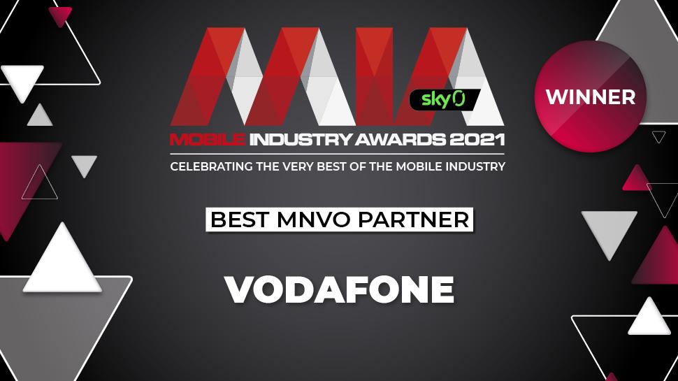 Mobile Field Awards 2021: Vodafone wins Ideal MVNO spouse