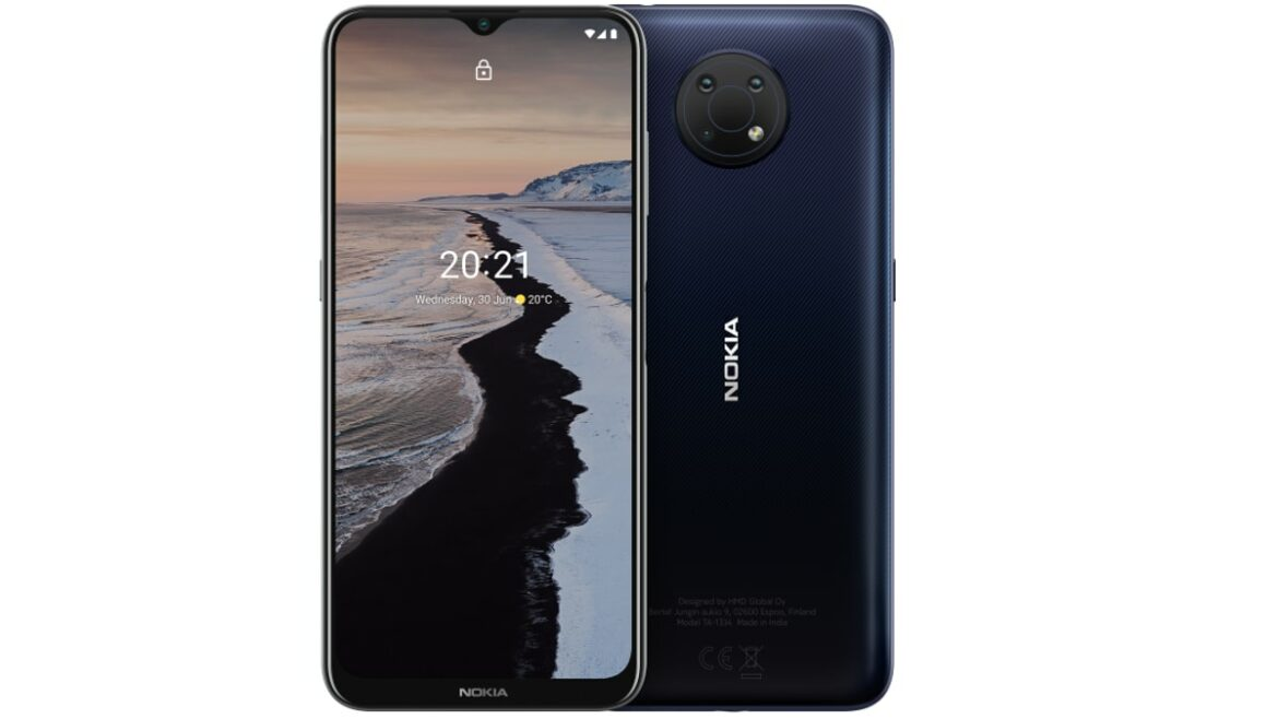 Nokia G300 5G Images and Specifications Leak Ahead of Launch, Snapdragon 480 SoC, Triple Rear Cameras Tipped