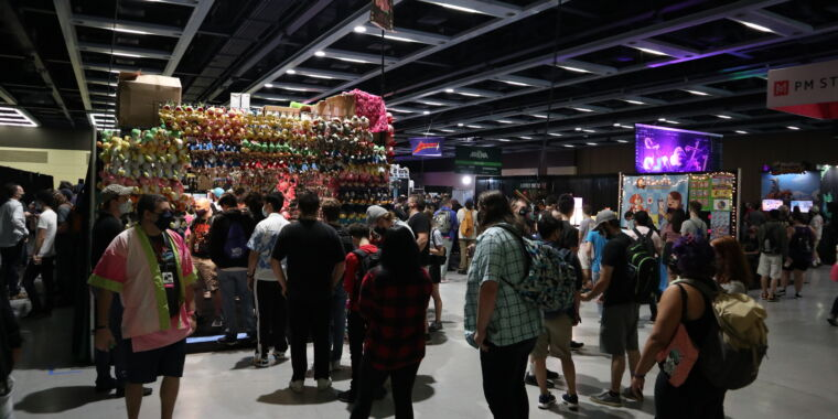 PAX-demic West impressions: Creating fun out of thin, masked air