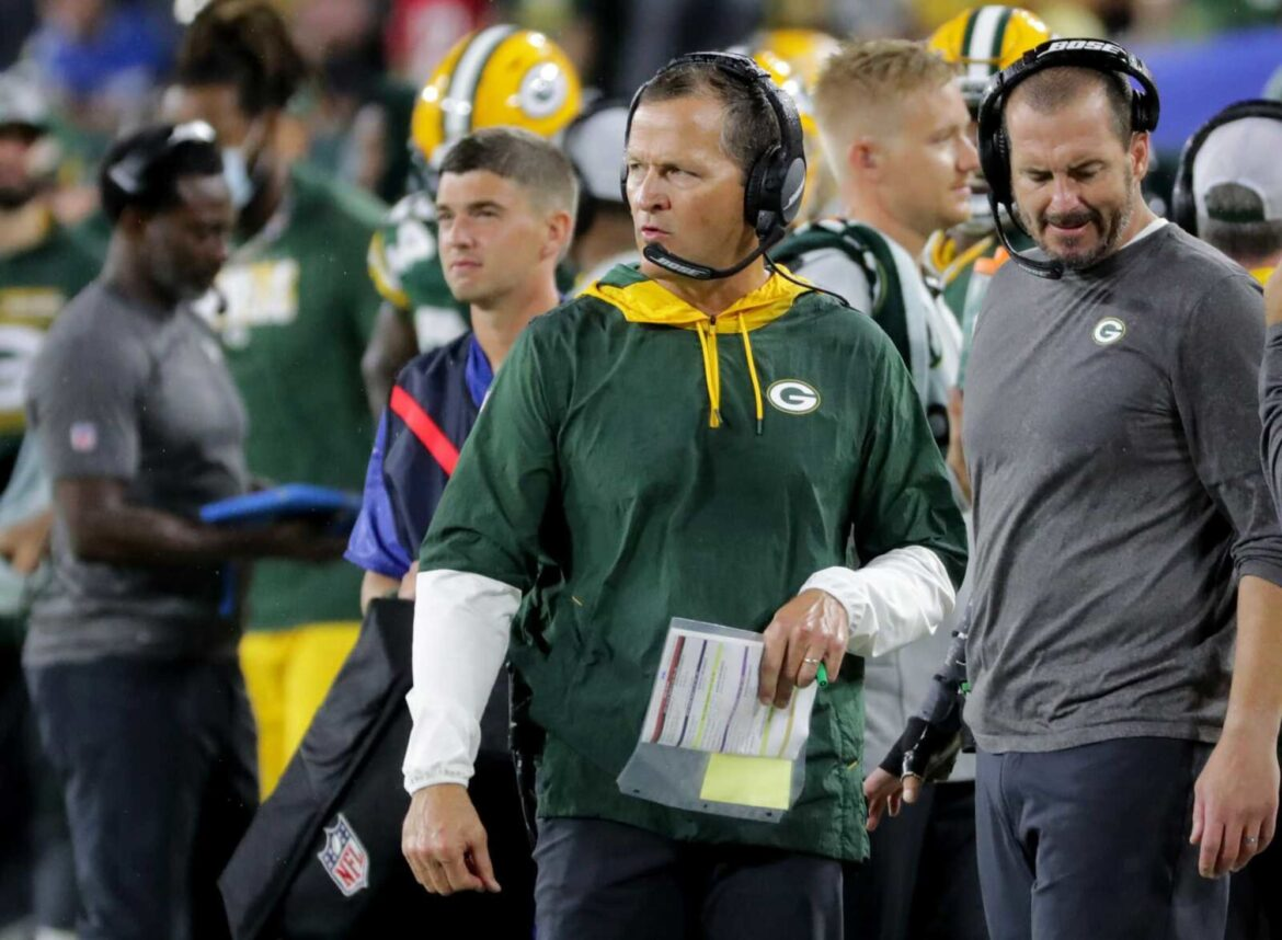 Packers: Joe Barry's lack of urgency is why he's a bad DC