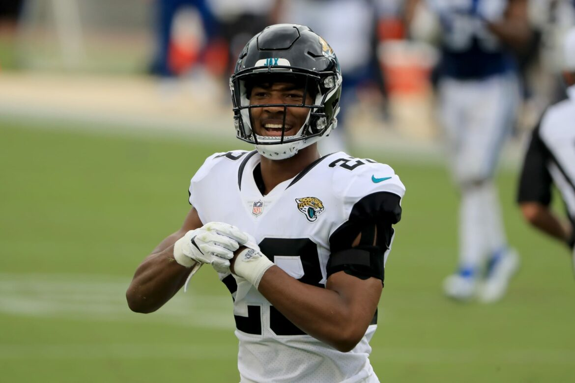 Panthers replace injured Jaycee Horn with former Top 10 pick in trade with Jaguars