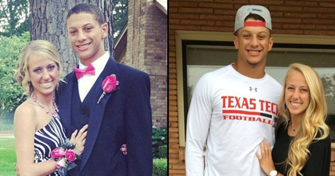 Patrick Mahomes and Brittany Matthews' Relationship Timeline