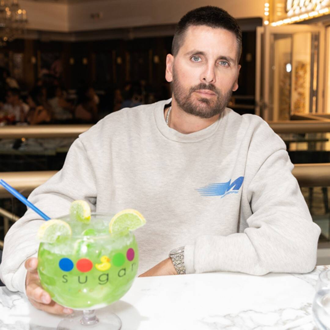 Scott Disick Treats Kids to a Sweet Family Night Out in Vegas After Amelia Hamlin Breakup