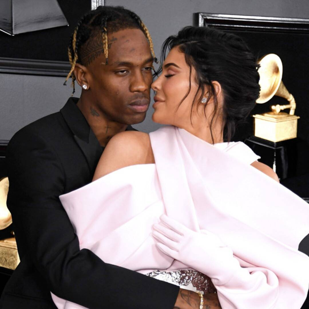See Every Sweet Moment From Kylie Jenner and Travis Scott's Pregnancy Announcement Video