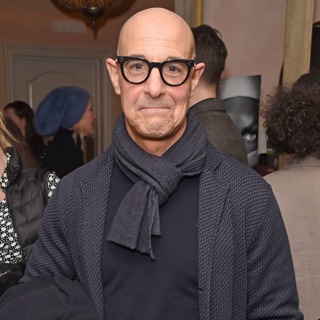 """Stanley Tucci Details How His Cancer Diagnosis 3 Years Ago Made Him """"More Afraid and Less Afraid"""""""