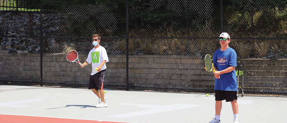 Tennis Camp: COVID Safety Protocols and Policies to Know