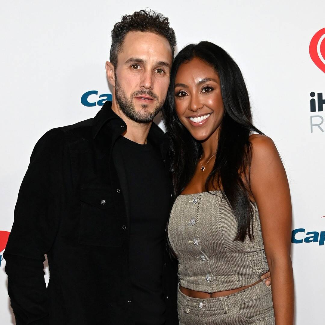 The Bachelorette's Tayshia Adams and Zac Clark Finally Bring Their Love to the Red Carpet