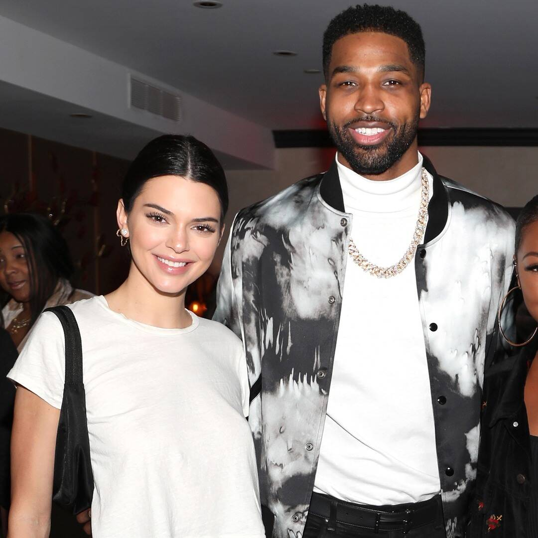 """Tristan Thompson Calls for """"More Love, Less Hate"""" While Promoting Kendall Jenner's Company"""