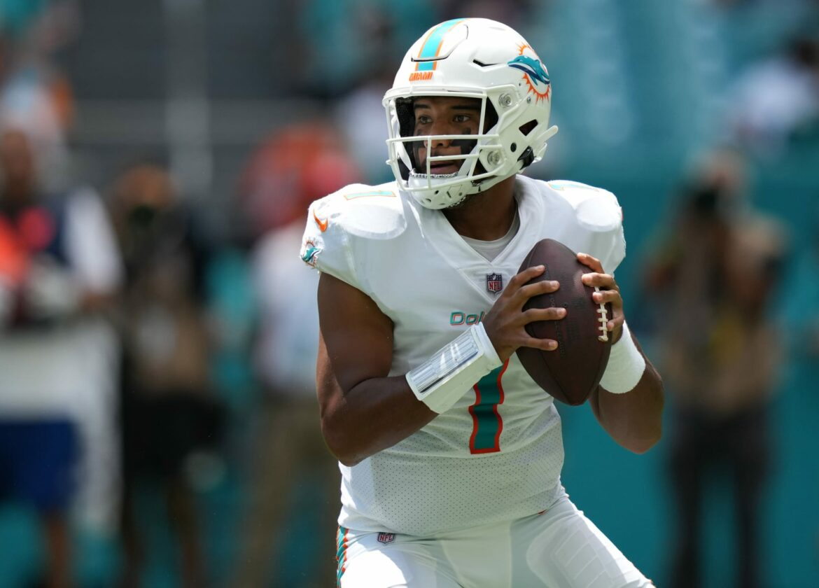 Tua Tagovailoa going on IR could not come at a worse time for Dolphins QB