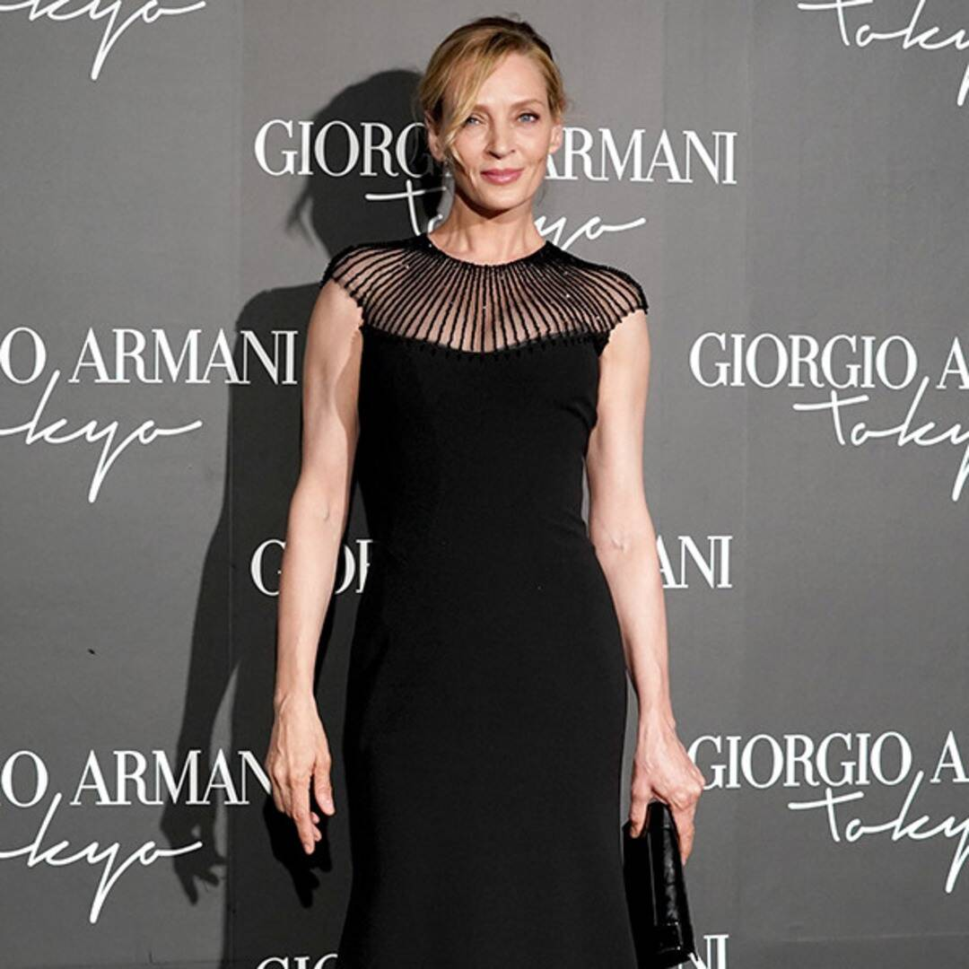 """Uma Thurman Shares Her """"Darkest Secret"""" in Protest of Texas Abortion Law"""