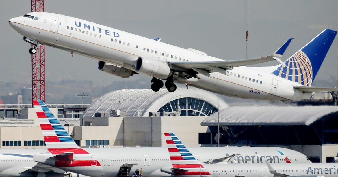 United Airlines commences shift to fireplace employees who refused COVID vaccine