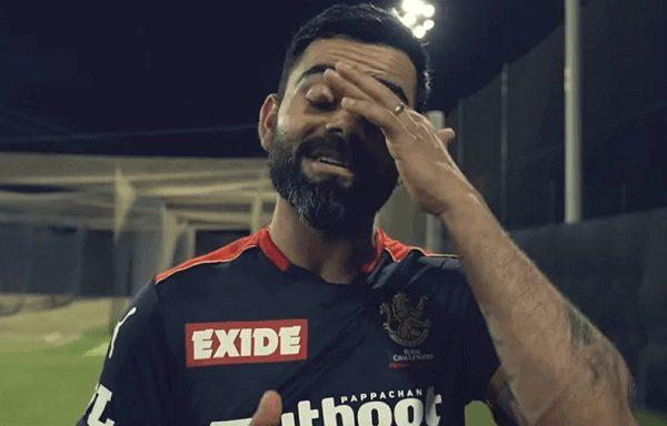 WATCH: Kohli Bids Emotional Farewell as RCB Captain