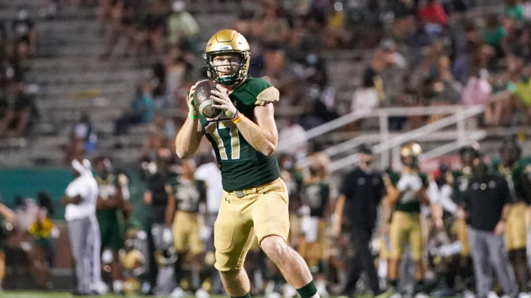 UAB vs. Jacksonville State odds, line: 2021 college football picks, Week 1 predictions from proven expert