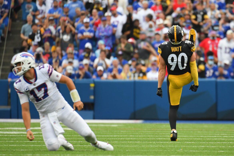 Steelers: T.J. Watt's injury status will give Matt LaFleur more nightmares