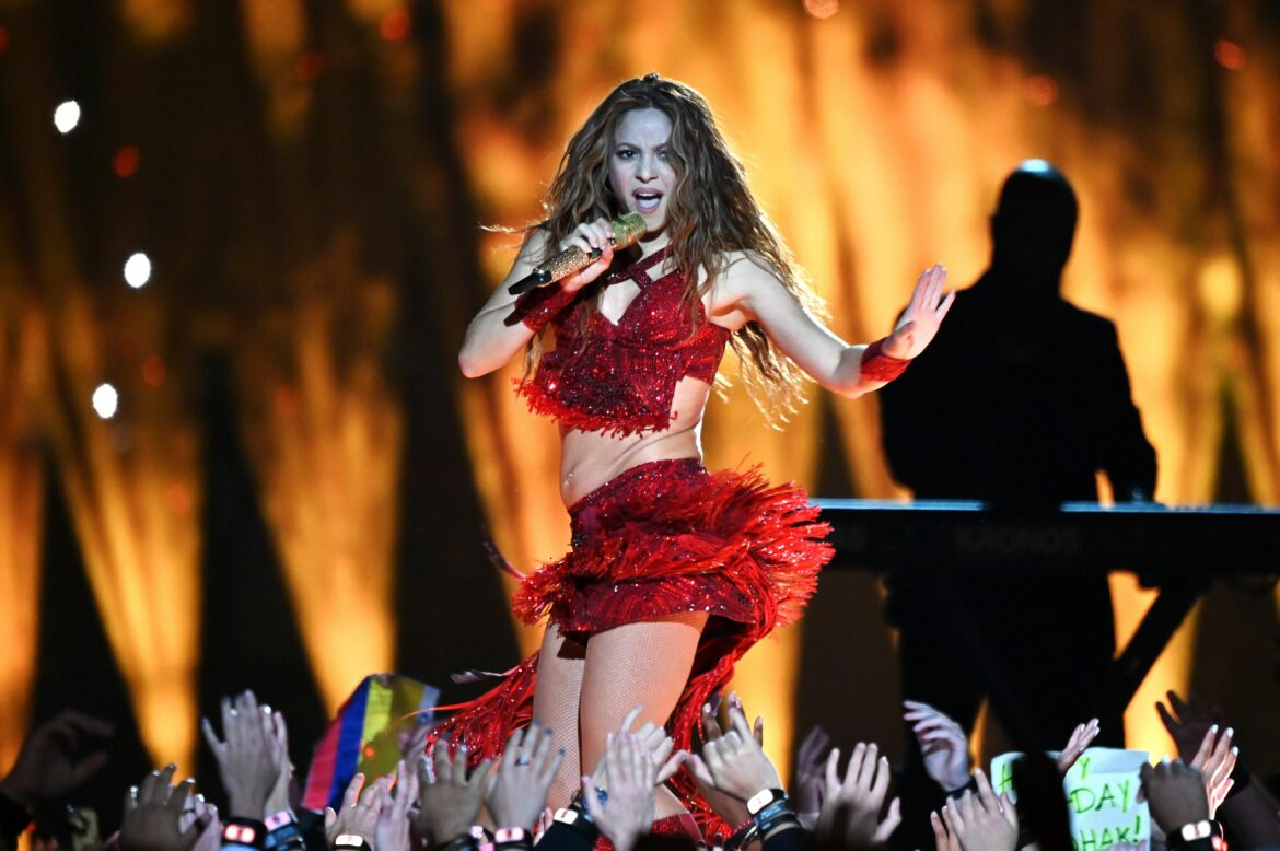 Shakira Says A Pair Of Wild Boars Attacked Her And Tried To Steal Her Stuff