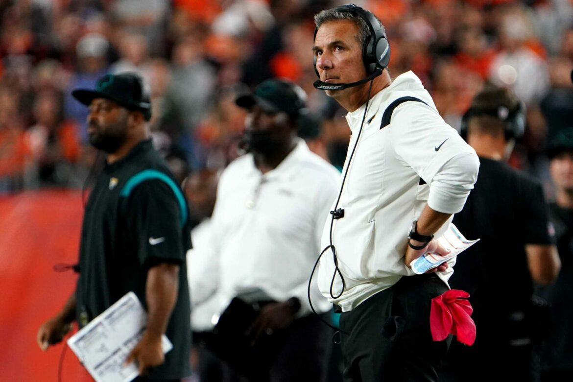3 Urban Meyer replacements the Jaguars should already be considering