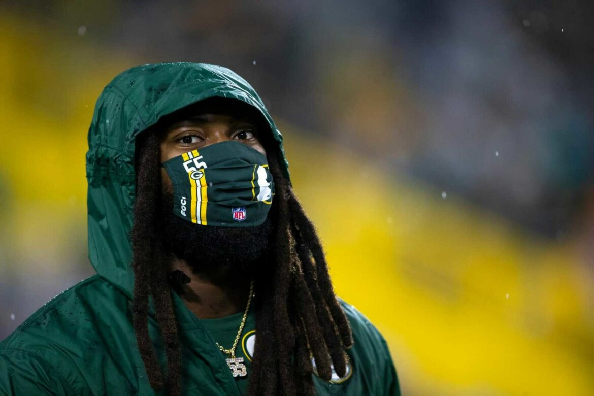 Packers defense dealt blow with Za'Darius Smith having surgery