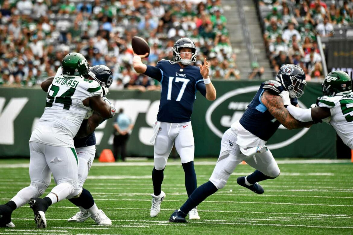 The Titans can't be a contender and lose to the Jets