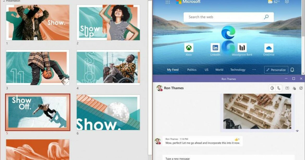 Windows 11: Snap Layouts and multiple virtual desktops can help you multitask. Here's how