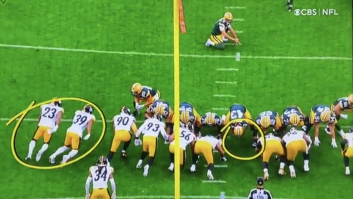 Did Steelers get robbed on blown call? NFL Rules Expert thinks so