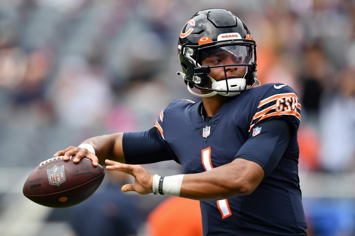 3 coaches the Bears should hire who'd play Justin Fields
