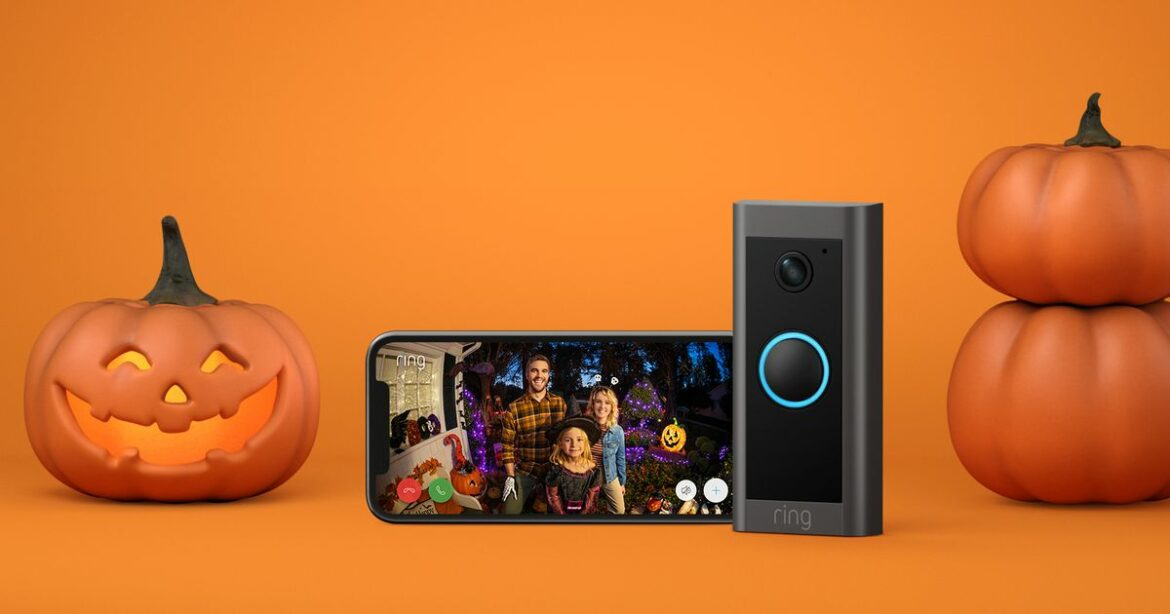 How to set up Ring's spooky Halloween chimes and rapid replies