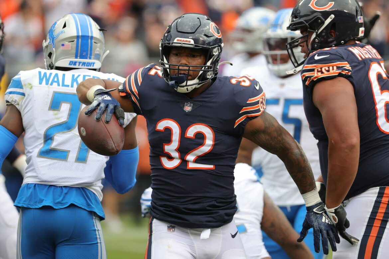 Bears optimistic David Montgomery injury not season-ending torn ACL
