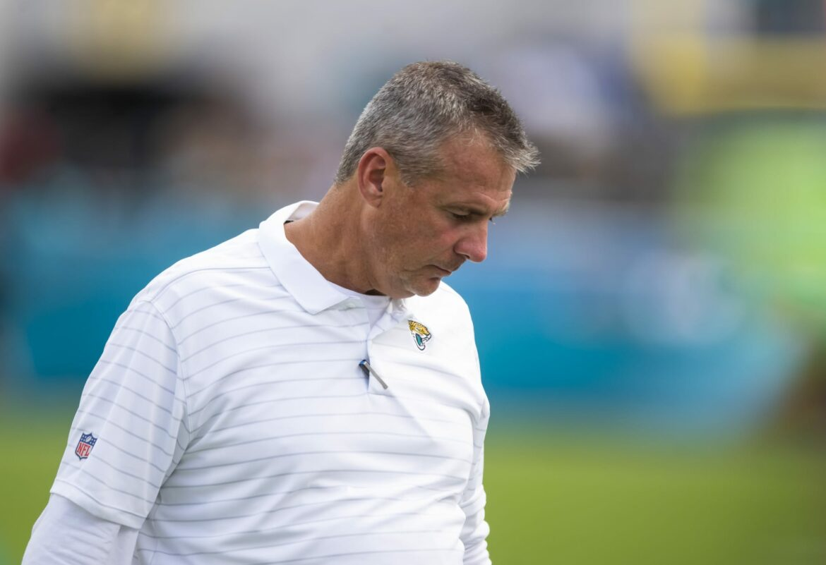 NFL insider suggests Urban Meyer firing could be imminent