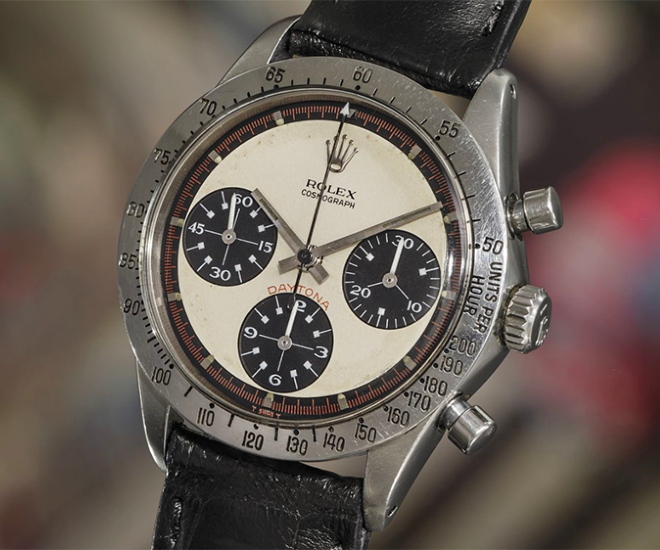 World's Most Expensive Rolex on Display in Los Angeles
