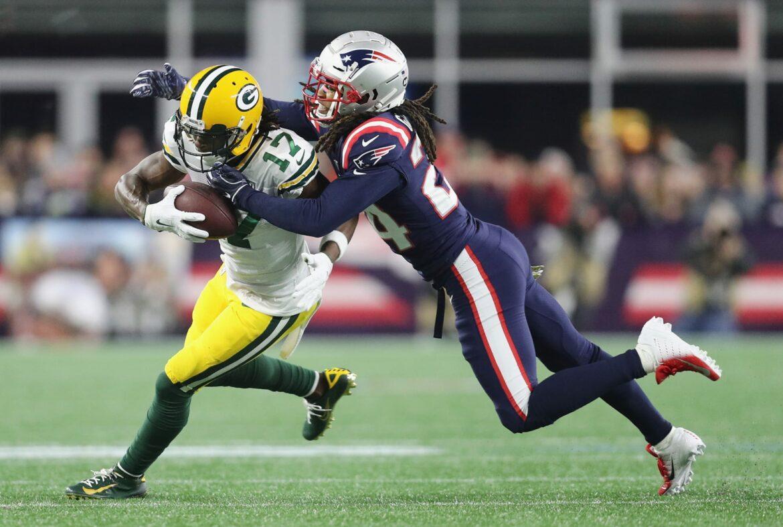 Davante Adams has hilarious tweet after Packers miss on Stephon Gilmore