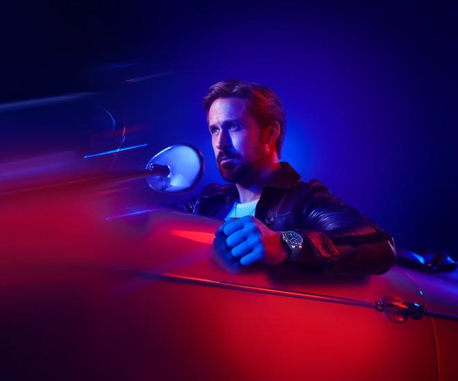 TAG Heuer Welcomes Ryan Gosling as Brand Ambassador