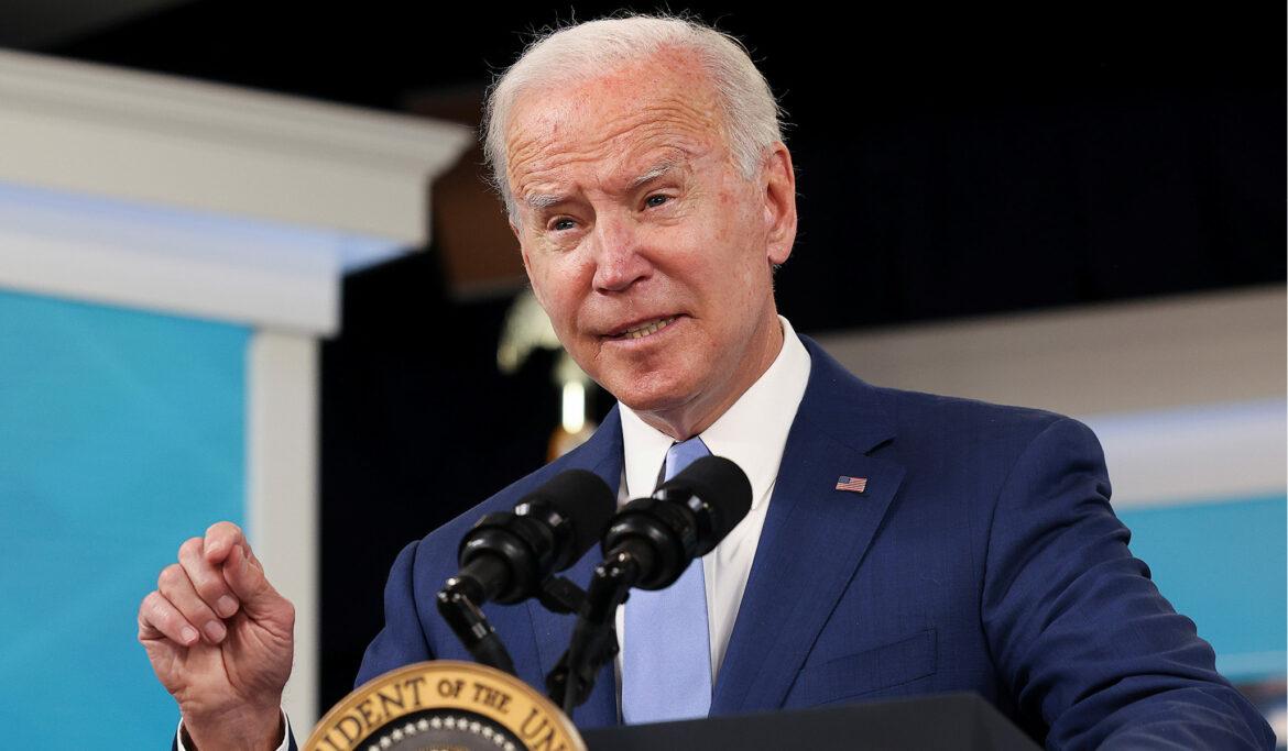 Biden Says Democrats Are 'Not Going to Get $3.5 Trillion' for Reconciliation Bill