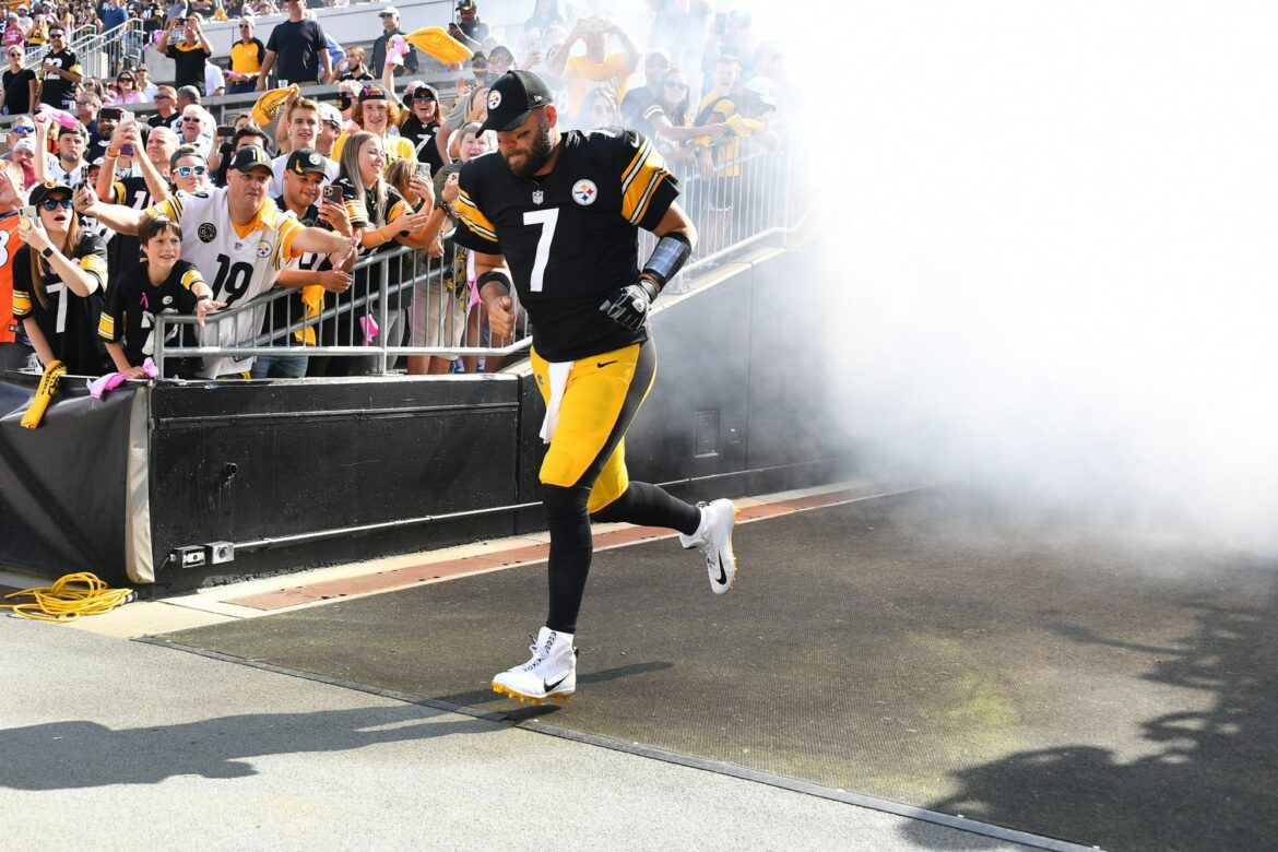 Ben Roethlisberger silences haters with 50-yard TD pass (Video)