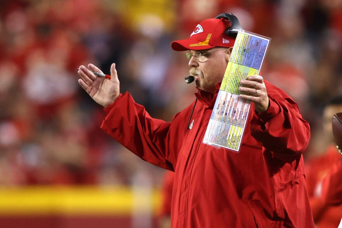 This Chiefs fan was somehow more embarrassing than the defense