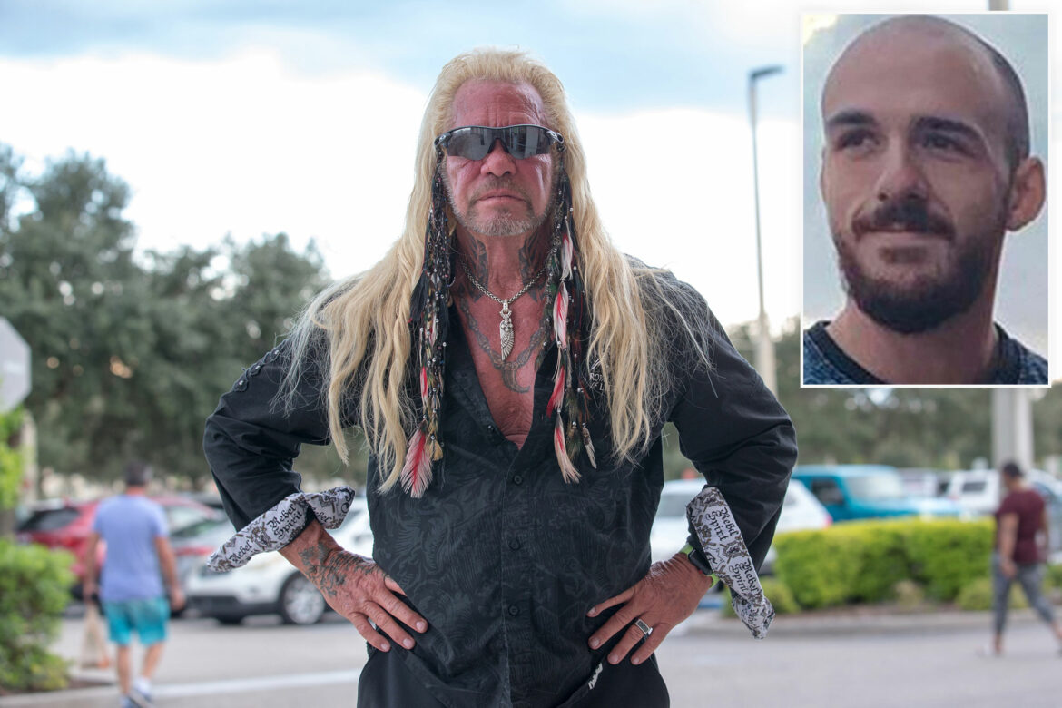 Dog the Bounty Hunter insists Brian Laundrie hunt is on despite ankle injury