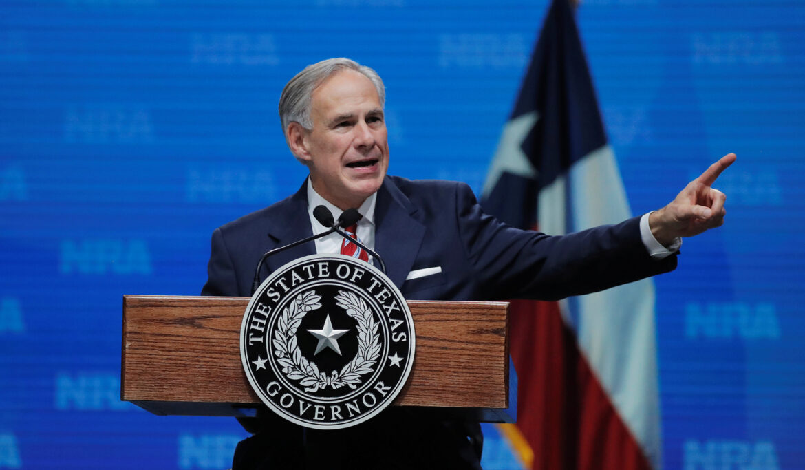 Governor Abbott Signs Executive Order Expanding Vaccine Mandate Ban to Any Private 'Entity'