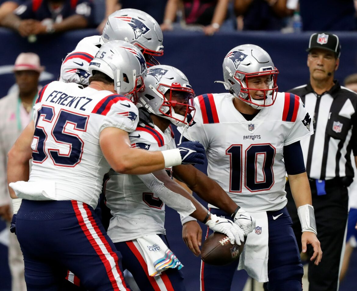 5 bold predictions for the Patriots against the Cowboys