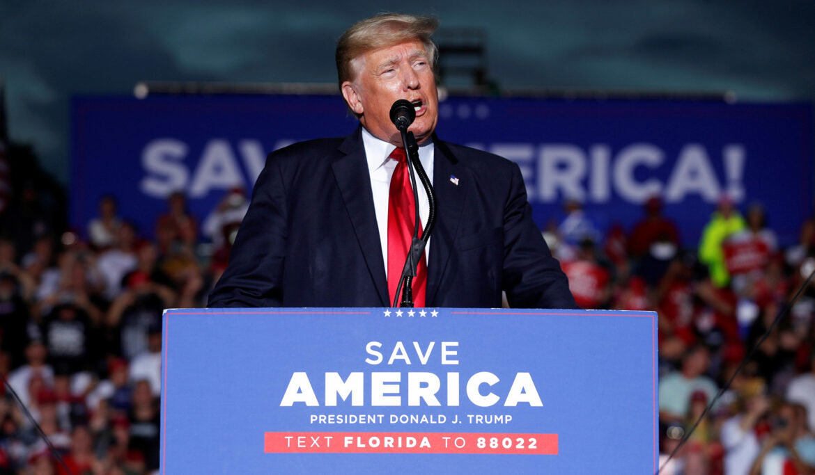 Trump Urges Republicans to Sit Out Coming Elections