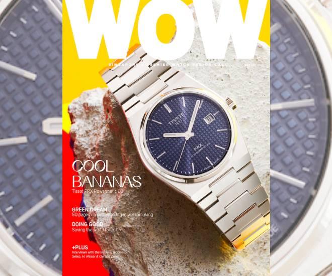 On Newsstands: WOW Autumn 21