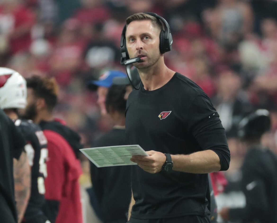 Kliff Kingsbury among 3 Cardinals coaches to test positive for COVID-19