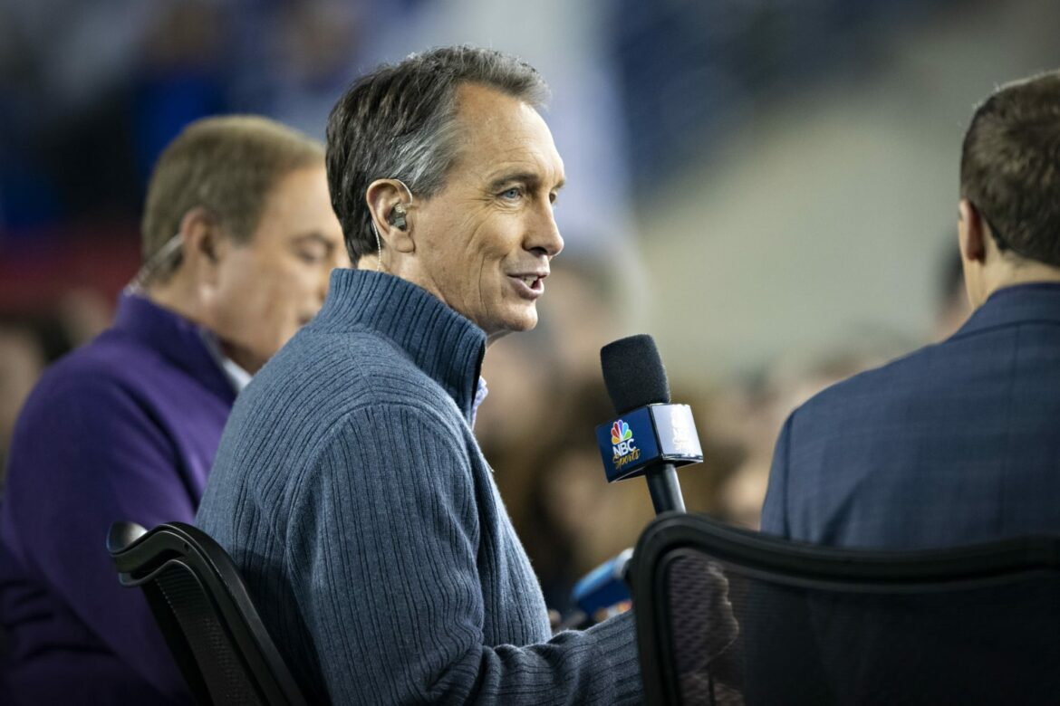 Cris Collinsworth somehow didn't realize Russell Wilson was important to Seahawks