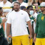 Packers get encouraging news on return of David Bakhtiari